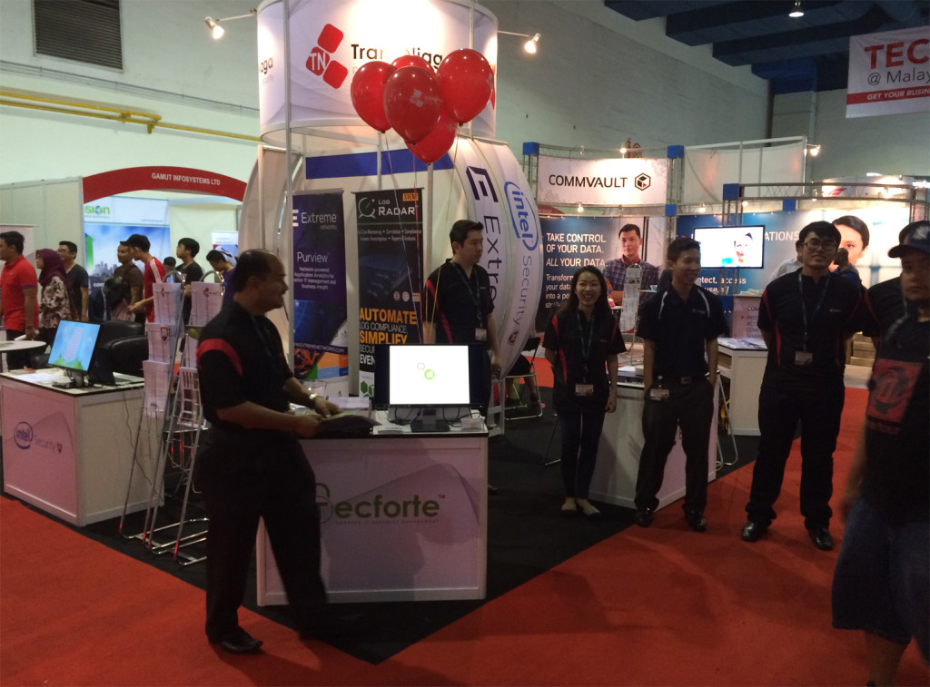 TechBiz @ Malaysia IT Fair